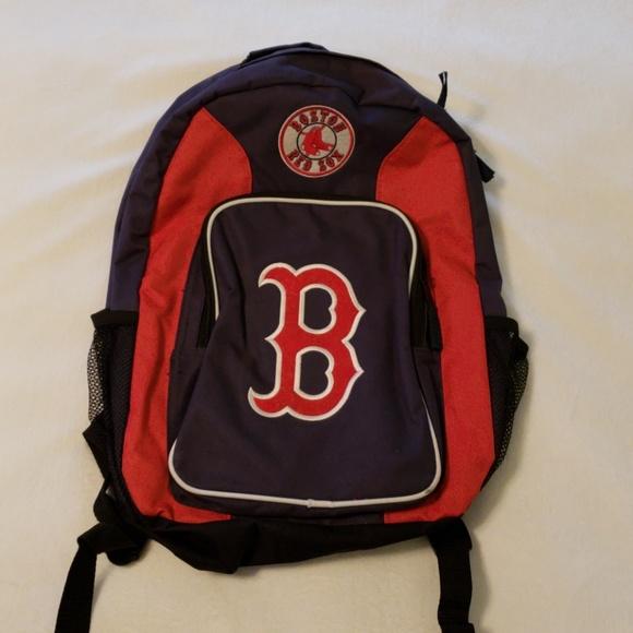 Boston red sox Handbags - Red Sox backpack 604b64c1dfae4